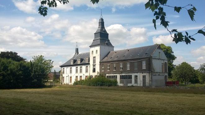 Klooster kasteel heel